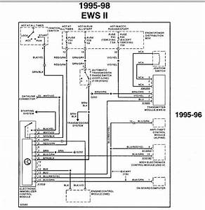 Bmw E36 Ews Wiring Diagram