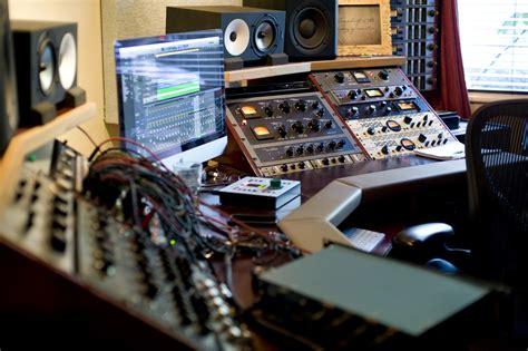 Oak House Recording Studio - Equipment List and Recording ...