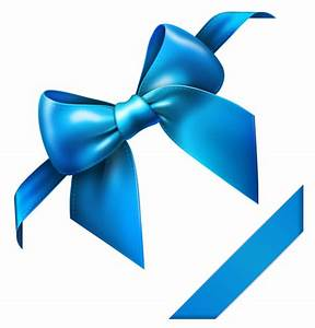 Blue Bow PNG Clipart Picture | Gallery Yopriceville - High ...