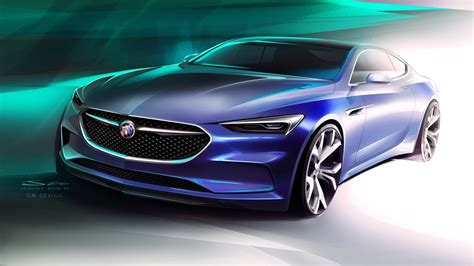 Buick Avista Concept Debuts In Detroit  Gm Authority