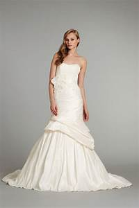 new bridal gowns fall 2012 wedding dress hayley paige for With lulus wedding dress