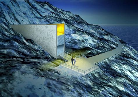 spitsbergen seed vault the top 10 luxury perks of the swankiest doomsday bunkers