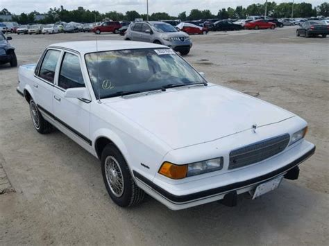 how to work on cars 1989 buick century electronic valve timing auto auction ended on vin 1g4al51n2kt424957 1989 buick century li in fl orlando north