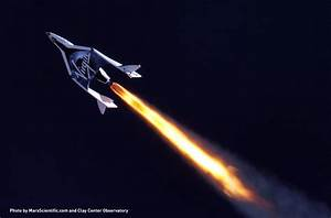 Virgin Galactic Spaceship Completes First Rocket-Powered ...
