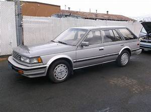 Find Used 1986 Nissan Maxima  No Reserve In Orange