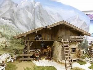 Krippe Selber Bauen : krippenbausatz krippe almbach krippenbau krippe ~ Lizthompson.info Haus und Dekorationen