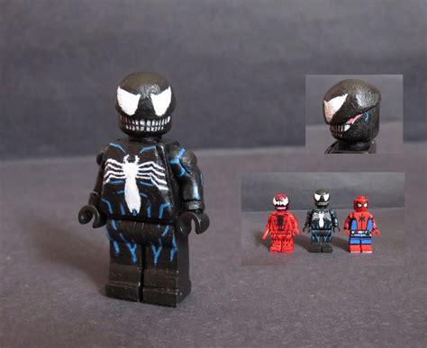 custom lego brickverse venom version 2 todd mcfarlane veno