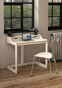 desk for small space Office : Small Home Office Space With Modern Desk Designs ...