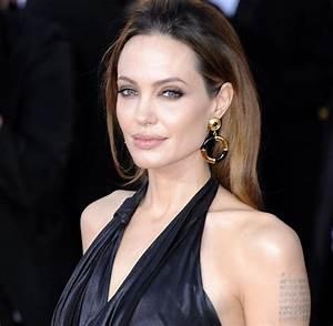 Superstar: Die Gesichter der Schauspielerin Angelina Jolie ...