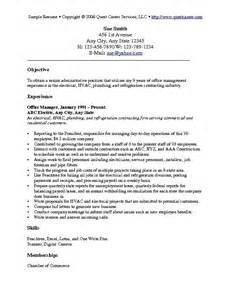What Is A General Objective Statement For A Resume by General Resume Objective Whitneyport Daily
