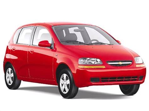 2006 Chevrolet Aveo  Pricing, Ratings & Reviews Kelley