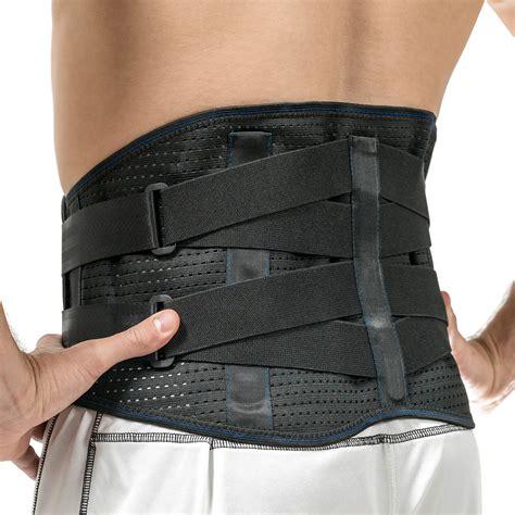 Amazon.com: Lower Back Brace by FlexGuard Support - Lumbar