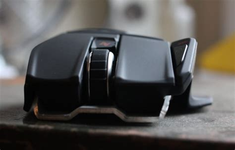 Review Mad Catz Cyborg Rat 9 Gaming Mouse Techcrunch