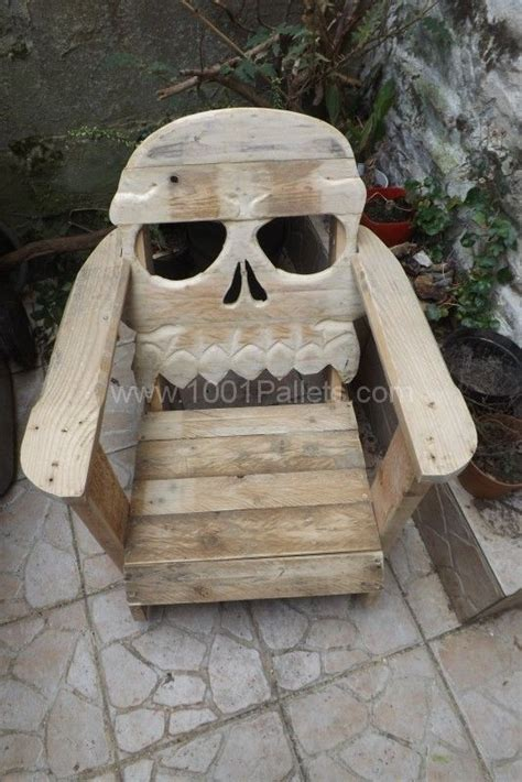images  skull chairs  pinterest