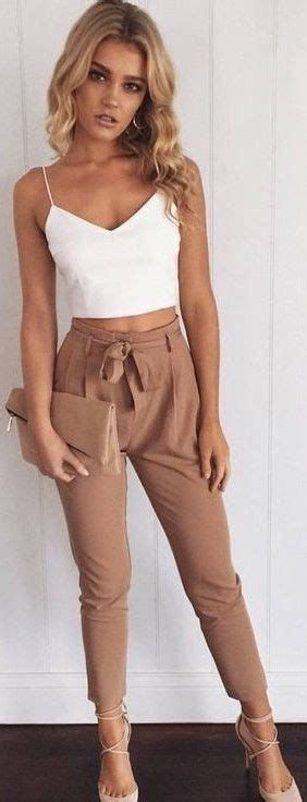 Best 25+ Pants outfit ideas on Pinterest | Trousers Fashion pants and Chic outfits