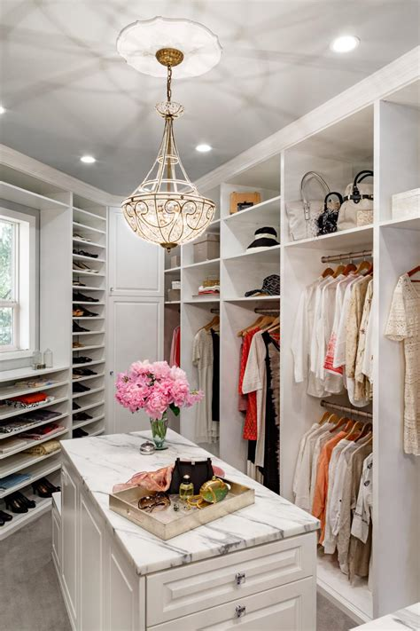 The Design Closet by 19 Luxury Closet Designs Hgtv
