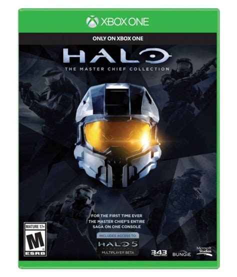 buy halo the master chief collection xbox one at best price in india snapdeal
