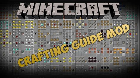 bureau minecraft minecraft crafts list