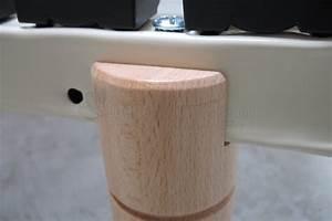 Pieds Sommier Lattes : chauffage climatisation pieds de lit cadre metallique ~ Teatrodelosmanantiales.com Idées de Décoration