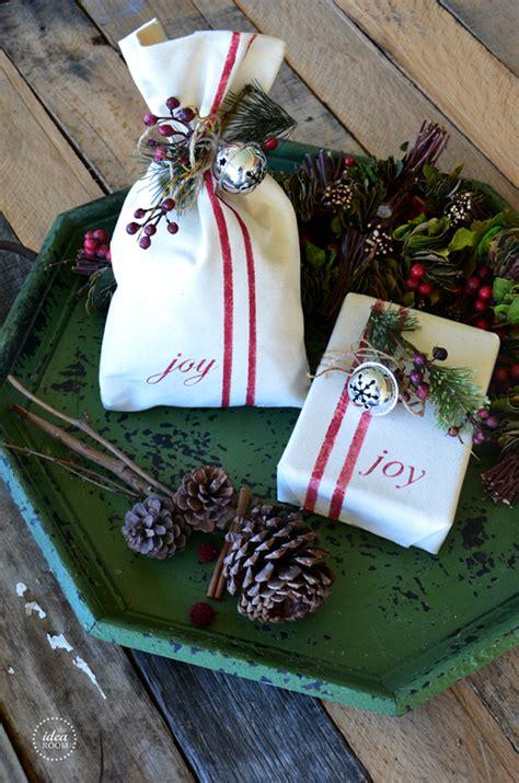 Creative Christmas Gift Wrap  The Idea Room