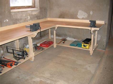 extreme heavy duty work bench woodworking workbench