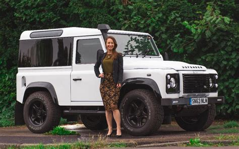 British Land Rover Defender