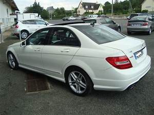Mercedes Classe C Blanche : mercedes classe c 220 cdi avantgarde ex cutive pack amg bva serge have sport ~ Gottalentnigeria.com Avis de Voitures