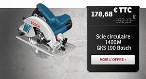 Bosch Gks 190 Test : mat riel de pro vente outillage professionnel ~ A.2002-acura-tl-radio.info Haus und Dekorationen