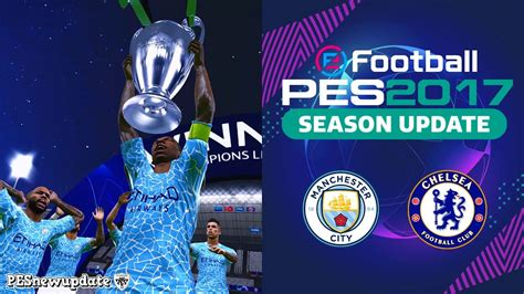 PES 2017 Gameplay UEFA Champions League Final 2020/2021 ...