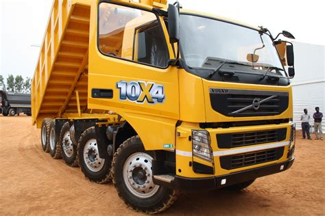 how much does a new volvo truck volvo fm480 10x4 dump truck launched in india
