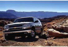 Cote Autovista : cote auto gratuite et fiche technique chevrolet tahoe tahoe v8 a 2002 21 cv essence ~ Gottalentnigeria.com Avis de Voitures