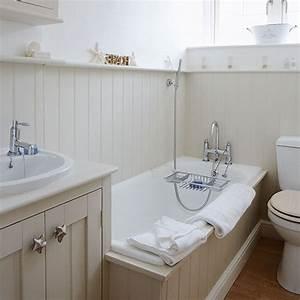 Panelled Bathroom Small Bathroom Ideas