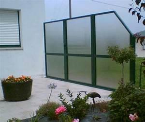 Brise Vue Opaque : abris de terrasse pr au aluminium brise vent et brise vue ~ Premium-room.com Idées de Décoration