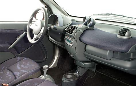 interni smart smart fortwo coup 233 cdi 2006 usato panoramauto
