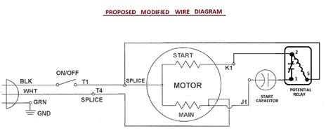 Start Capacitor Problem Electrical Diy Chatroom Home
