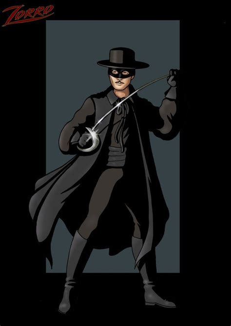 zorro deviantart nightwing1975 mask legend commission disney female version aladdin gadget deviant drawings inspector mobile tv 2009 disneys toon cool