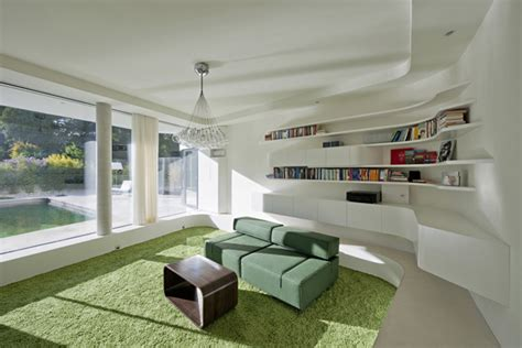 Modern Organic Home  Natural Architecture Style