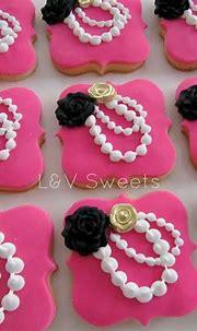Pink & pearls   L&V sweets   Flickr