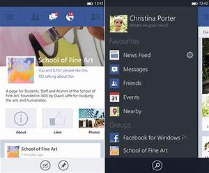 facebook v50 for windows phone 8 out of beta brings new With facebook for ios updated to version 5 5 includes free calling