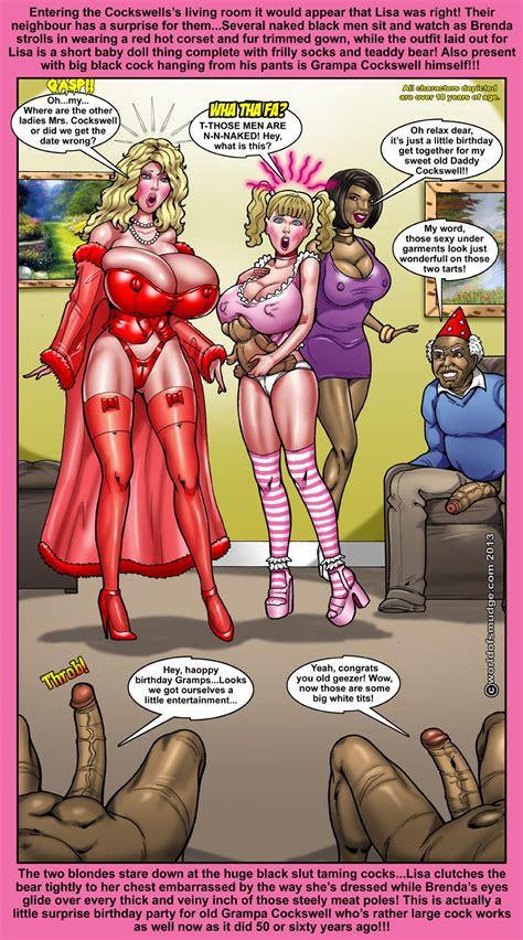 World Of Smudge Big Tit Brenda Lingerie Party Porn
