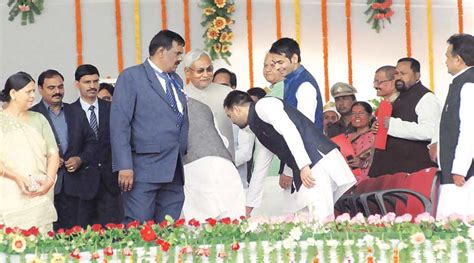 bihar cabinet ministers the yadav brothers one began from weakness the other