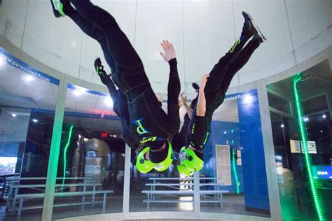 indoor skydiving fayetteville nc  fly   paraclete xp