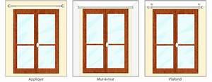Poser Des Rideaux : installer une tringle rideaux rideaux ~ Nature-et-papiers.com Idées de Décoration
