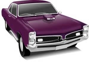 Muscle Car Clip Art