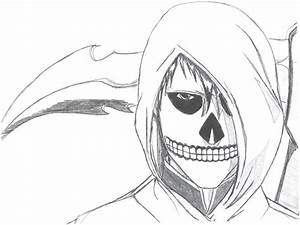 I AM THE GRIM REAPER by shadowblackfox on DeviantArt
