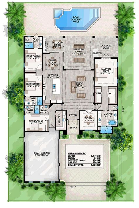 vacation house plans 25 best ideas about house plans on house floor plans homes and