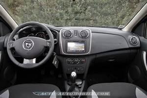 Equipement Dacia Sandero Stepway Prestige : essai dacia sandero stepway prestige dci 90 actu automobile ~ Gottalentnigeria.com Avis de Voitures
