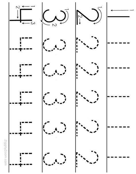 Printable Pre School Maths Worksheets  Infocap Ltd
