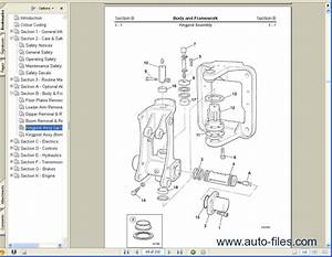 Jcb Service Manuals S3  Repair Manuals Download  Wiring Diagram  Electronic Parts Catalog  Epc