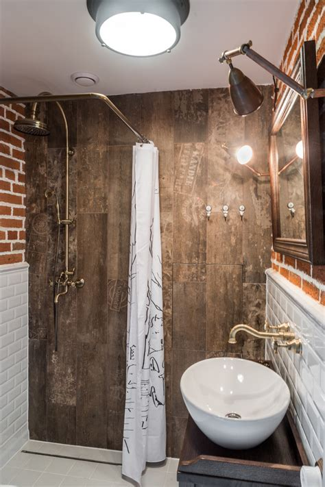 industrial bathroom design 31 small bathroom design ideas to get inspired